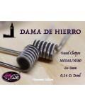 LADY COILS DAMA DE HIERRO (LOW COST)
