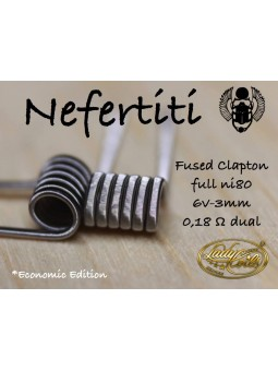 LADY COILS NEFERTITI (LOW COST)