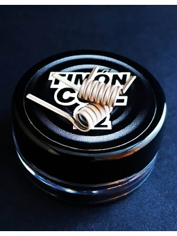 TIMON COIL ALIEN TITAN 0,16ohm FULL N80