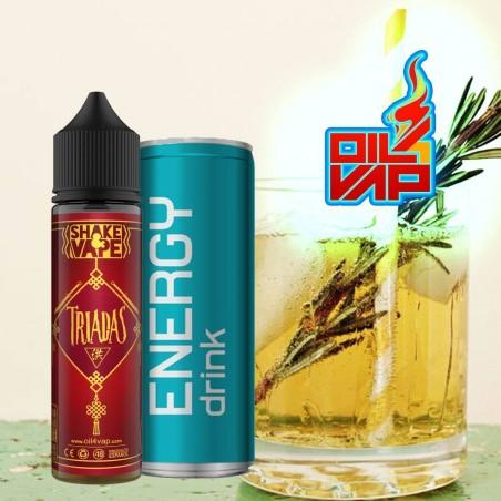 Aroma OIL4VAP Eliquid TRIADAS 10ml