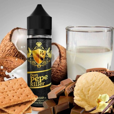 DON PEPE KILLER 50ML (KILLO VAPER)