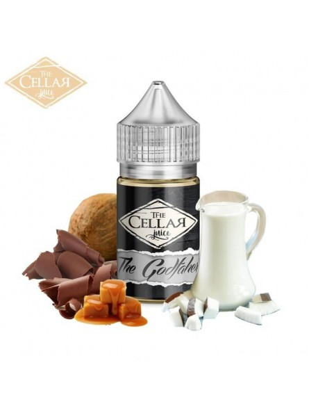THE CELLAR JUICE THE GOD FATHER AROMA 30ML