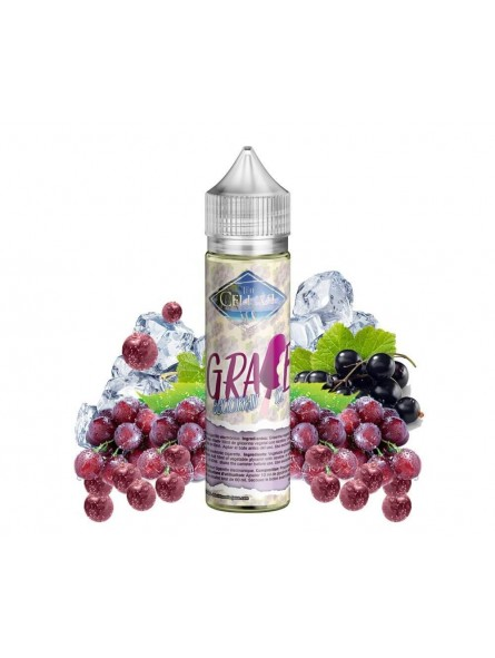 THE CELLAR ICE GRAPE BLACKCURRANT 50ML TPD