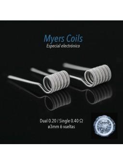 MYERS COILS SPIRIT COILS