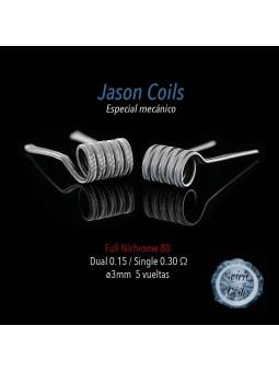 JASON COILS SPIRIT COILS