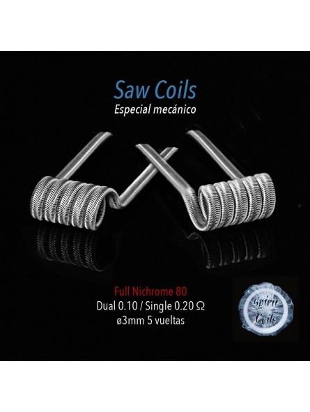 SAW COILS SPIRIT COILS