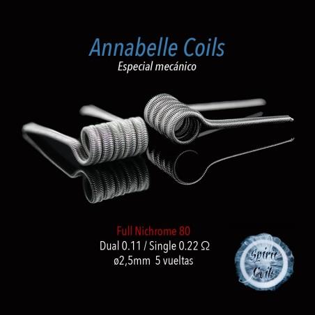 ANNABELLE COILS SPIRIT COILS