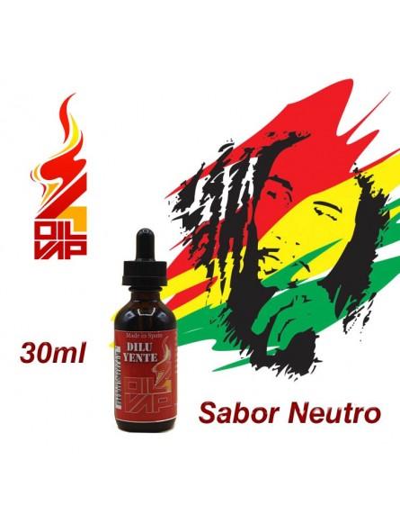 DILUYENTE 30ML (SABOR NEUTRO) - OIL4VAP