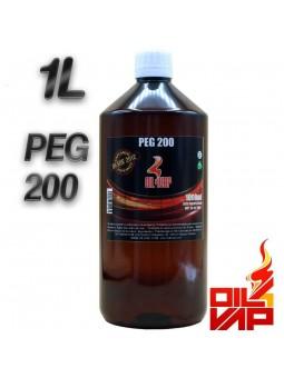 POLIETILENGLICOL 200 (PEG-200) - OIL4VAP
