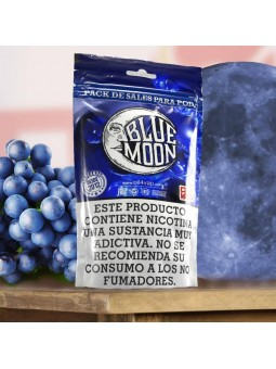PACK DE SALES BLUE MOON - OIL4VAP