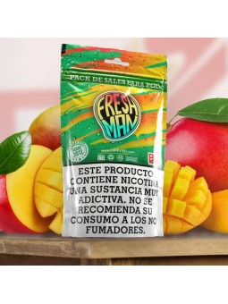 FRESH MANGO (PACK DE SALES) - OIL4VAP