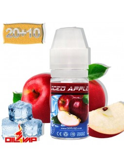 E-LIQUID OIL4VAP ICED APPLE PREMACERADO 20ML