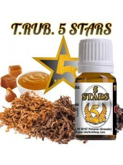 Aroma vapeo OIL4VAP TABACO RUBIO 5 STARS 10ML