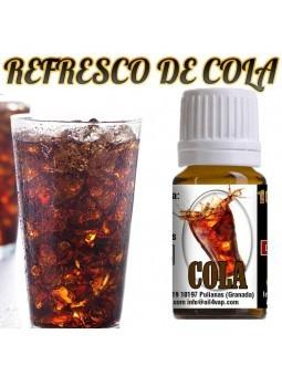 Aroma vapeo OIL4VAP REFRESCO COLA 10ML