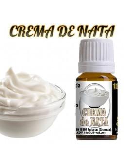Aroma vapeo OIL4VAP CREMA DE NATA 10ML