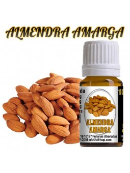 Aroma vapeo OIL4VAP ALMENDRA AMARGA 10ML