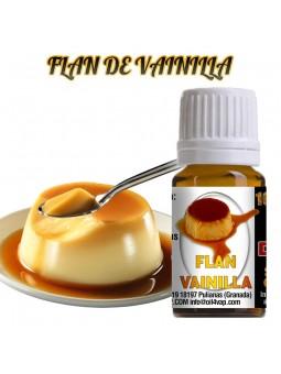Aroma vapeo OIL4VAP FLAN DE VAINILLA 10ML