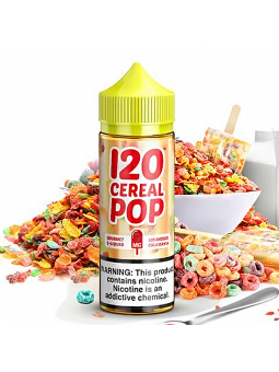 MH - CEREAL POP (100ml) - MAD HATTER JUICE