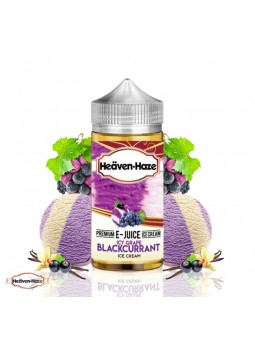 Heaven Haze - Icy Grape Blackcurrant (100ml)