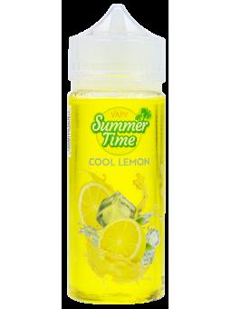 ST - COOL LEMON (100ml) - SUMMER TIME