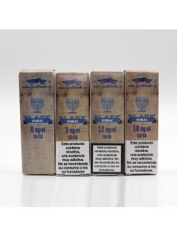 BLACK TOBAC (10ml) - GOOD SMOKE