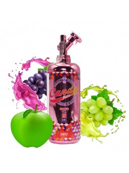 CJ - GRAPLE (50ml) - Candy Juice