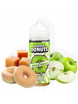 DRIPPING DONUTS - APPLE AND CARAMEL (100ML)