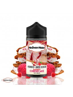 Heaven Haze - Raspberry Cheesecake 100ml