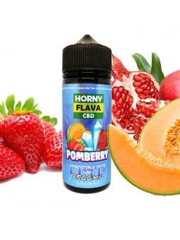 HFCBD- POMBERRY (100ml) - HORNY FLAVA CBD