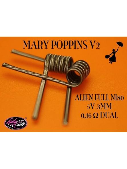 LADY COILS MARY POPPINS V2 (ALIEN)