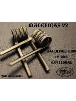 LADY COILS MALEFICA V2