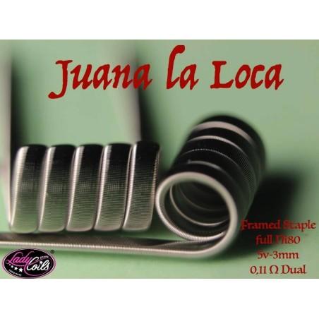 LADY COILS JUANA LA LOCA
