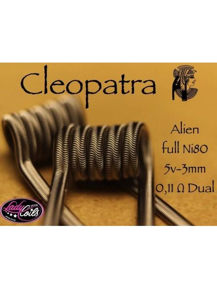 LADY COILS CLEOPATRA