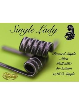 LADY COILS SINGLE LADY PAR