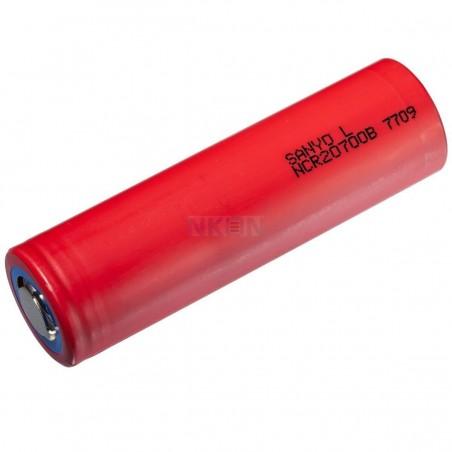 BATERIA SANYO NCR20700B 4250Mah 15A (SOLO MODS ELECTRONICOS)