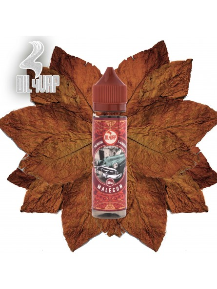 E-LIQUID OIL4VAP MALECON PREMACERADO 50ML