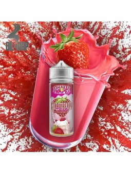 AROMA SEMIMACERADO OIL4VAP STRAWBERRY SHAKE 60ml up to 120ml